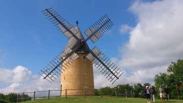Visitez le moulin de Lansac