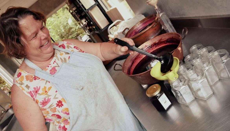 Corinne Pinto et ses «Délices de l'estuaire»