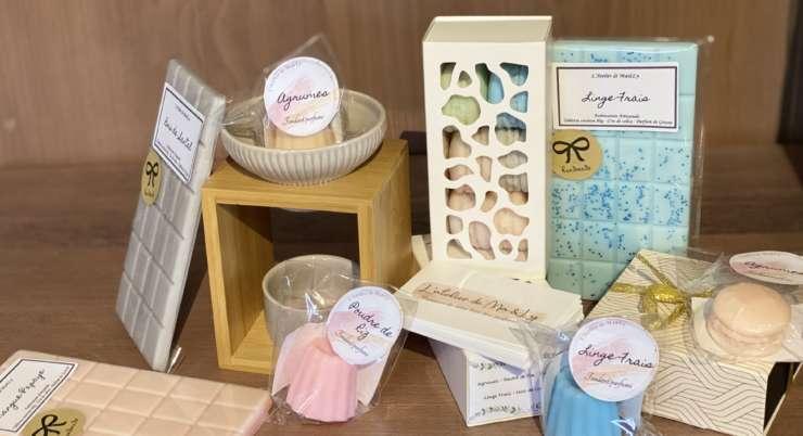 Notre boutique de produits souvenirs, vitrine du territoire